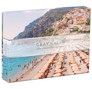 Galison Galison Gray Malin Italy Double Sided Puzzle 500pcs