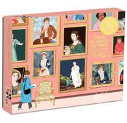 Galison Galison Herstory Museum Foil Puzzle 1000pcs