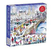 Galison Galison Bow Bridge in Central Park Puzzle 500pcs