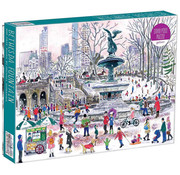 Galison Galison Bethesda Fountain Puzzle 1000pcs