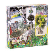 Galison Galison Christian Lacroix Heritage Collection Fashion Season Double Sided Puzzle 500pcs