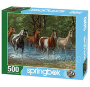 Springbok Springbok Summer Creek Puzzle 500pcs