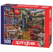 Springbok Springbok Good Nabor Stores Puzzle 500pcs
