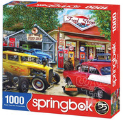 Springbok Springbok Hot Rod Café Puzzle 1000pcs