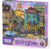 Springbok Springbok Eiffel Magic Puzzle 1000pcs