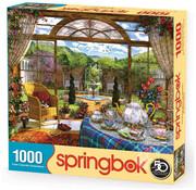 Springbok Springbok The Conservatory Puzzle 1000pcs