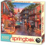 Springbok Springbok Bourbon Street Puzzle 1000pcs