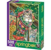 Springbok Springbok Stocking Curiosity Puzzle 500pcs
