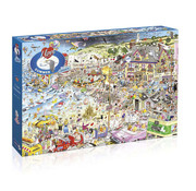 Gibsons Gibsons I Love Summer Puzzle 1000pcs
