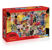 Gibsons Gibsons Vintage Fashion Puzzle 1000pcs
