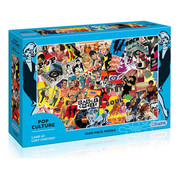 Gibsons Gibsons Pop Culture Puzzle 1000pcs