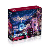 Gibsons Gibsons London Lights Puzzle 1000pcs