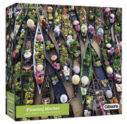 Gibsons Gibsons Floating Market Puzzle 500pcs