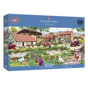 Gibsons Gibsons Duckling Farm Puzzle 636pcs