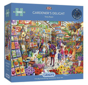 Gibsons Gibsons Gardener's Delight Puzzle 1000pcs