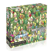 Gibsons Gibsons Avocado Park Puzzle 1000pcs