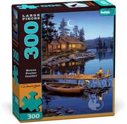 Buffalo Buffalo Crescent Moon Bay Puzzle 300pcs