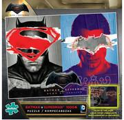 Buffalo Buffalo Batman V Superman Glow in the Dark Puzzle 1000pcs