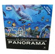 Cardinal Cardinal Underwater Panoramic Puzzle 750pcs