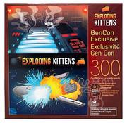 Cardinal Cardinal Exploding Kittens Space Cat-astrophe Puzzle 300pcs