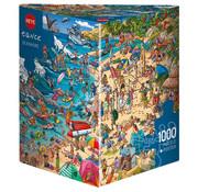 Heye Heye Seashore Puzzle 1000pcs