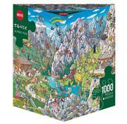 Heye Heye Alpine Fun Puzzle 1000pcs