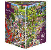 Heye Heye Party Cats Puzzle 1000pcs
