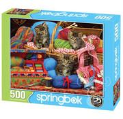 Springbok Springbok Sew Cute Puzzle 500pcs