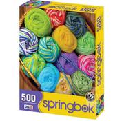 Springbok Springbok Colorful Yarn Puzzle 500pcs