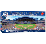 MasterPieces MasterPieces MLB Toronto Blue Jays Panoramic Puzzle 1000pcs