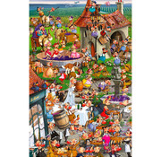 Piatnik Piatnik The Story of Wine Puzzle 1000pcs