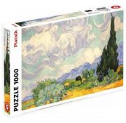 Piatnik Piatnik Wheat Field with Cypresses Puzzle 1000pcs