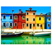 Playful Pastimes Playful Pastimes Venice Canal Puzzle 750pcs