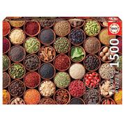 Educa Borras Educa Herbs and Spices Puzzle 1500pcs