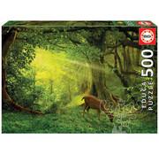 Educa Borras Educa Little Deer Puzzle 500pcs