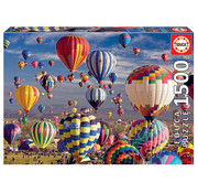 Educa Borras Educa Hot Air Balloons Puzzle 1500pcs