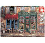 Educa Borras Educa Palais des Fleurs (Flower Palace) Puzzle 1500pcs
