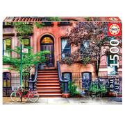 Educa Borras Educa Greenwich Village, New York Puzzle 1500pcs