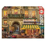 Educa Borras Educa Galerie Paris Puzzle 2000pcs
