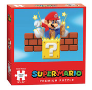 USAopoly USAopoly Super Mario Puzzle 550pcs