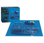 USAopoly USAopoly Harry Potter Journey to Hogwarts Puzzle 200pcs