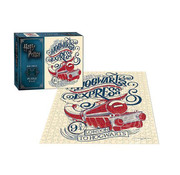 USAopoly USAopoly Harry Potter Hogwarts Express Puzzle 200pcs