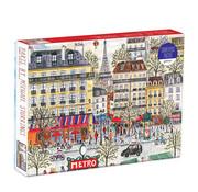Galison Galison Paris Puzzle 1000pcs