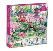 Galison Galison Japanese Tea Garden Puzzle 300pcs
