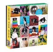 Galison Galison Momo The Dog Puzzle 500pcs