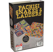 Cardinal Pachisi, Snakes & Ladders