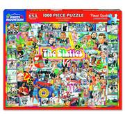 White Mountain White Mountain The Sixties Puzzle 1000pcs