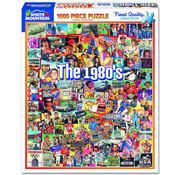 White Mountain White Mountain The Eighties Puzzle 1000pcs