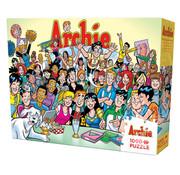 Cobble Hill Puzzles Cobble Hill Archie The Gang at Pop's Puzzle 1000pcs