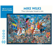 Pomegranate Pomegranate Mike Wilks: The Ultimate Noah's Ark Puzzle 1000pcs